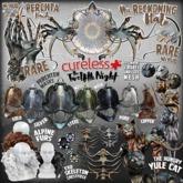 CURELESS [+] The Twelfth Night / Exoskeleton / GOLD
