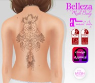 TSB ::: Tattoo buttock thoughts 4