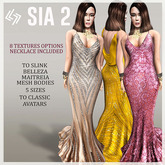 LEGENDAIRE SIA GOWN 2