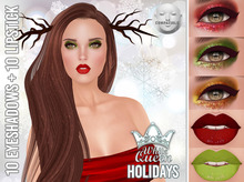 ::White Queen :: Holidays Make Up - lelutka
