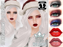 ::White Queen :: Holidays Make Up - classic avatar