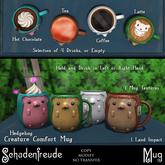 Schadenfreude (copy) Hedgehog Creature Comfort Mug