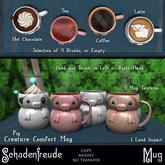 Schadenfreude (copy) Pig Creature Comfort Mug