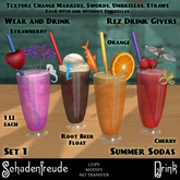 Schadenfreude Summer Sodas Set 1