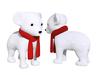 Mkt xmas polar baby bear 1