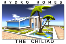 Hydro Homes - The Chiliad - 512 Modern House Houses Home Homes Prefab Prefabs shop shops store store