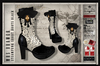 PIXEL BOX - Steampunk Mrs Brawer Short Boots Black Fitted TONIC EVE BELLEZA SLINK MAITREYA #TMP eBODY