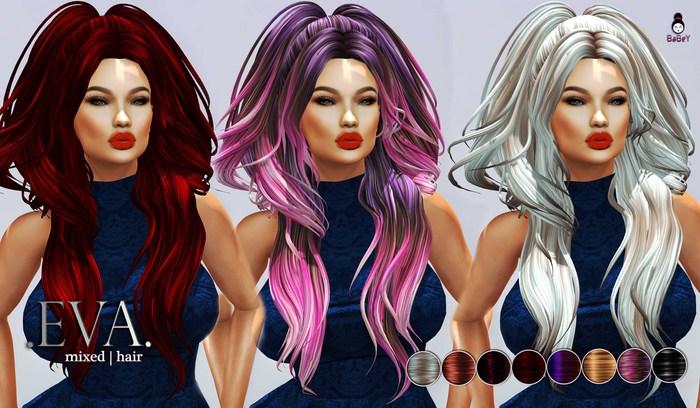 BABEY | EVA MIXED HAIR