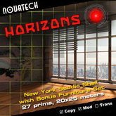 HORIZONS Shell - New York Studio