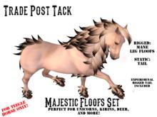 *TPT* Majestic Floofs Set for Teegle Horse!