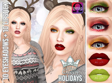 ::White Queen :: Holidays Make Up - omega