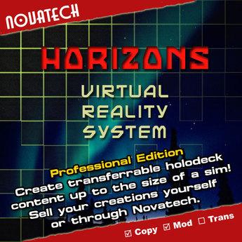 HORIZONS Multi-Scene Rezzer, Pro Edition