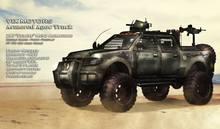 Vix Motors - Armored Apoc Track - EVO