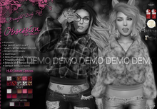 *B.D.R.* Obsession Fur Jacket (DEMO)