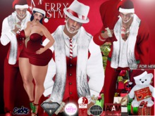 {RC} Merry Xmas Suits