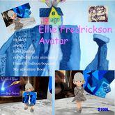 Ellie Fredrickson complete Avatar-UP (crate)