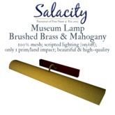 Salacity- Museum Lamp