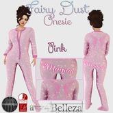 ::LL:: Pink Fairy Dust Onesie Pajamas {BOXED}