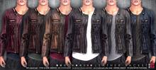 [Deadwool] Leather jacket - DEMO