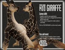 ::Static:: Dvalinn Giraffe - Thorn