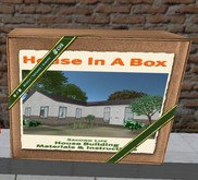 House in a Box : Starter Home