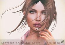 L y r i u m_ Cheyenne Shape (Catwa Bento)