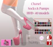 :: C.K Chanel - Socks & Pumps 40 models ::