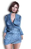 .::LiX::.Knit Dress - Freya