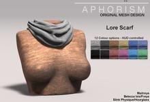 !APHORISM! Lore Scarf