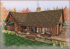 WOLF CREEK CABIN PART MESH BOXED