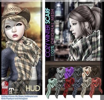 NS::  cozy winter scarf (hud)