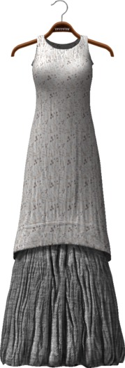 !APHORISM! Lore Dress Pattern Off White