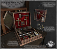 ~*S.E.*~ Vampire Hunter Set