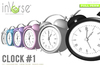 inVerse® MESH - Clock #1 full permission