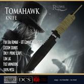 .::Razor::. >> TomaHawk Knife <<(BOXED)