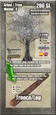 *Caja* - Arbol / Tree - Model : E (1.2) [G&S]