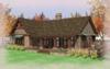 SMOKEY MOUNTAIN COTTAGE / HOUSE PART MESH