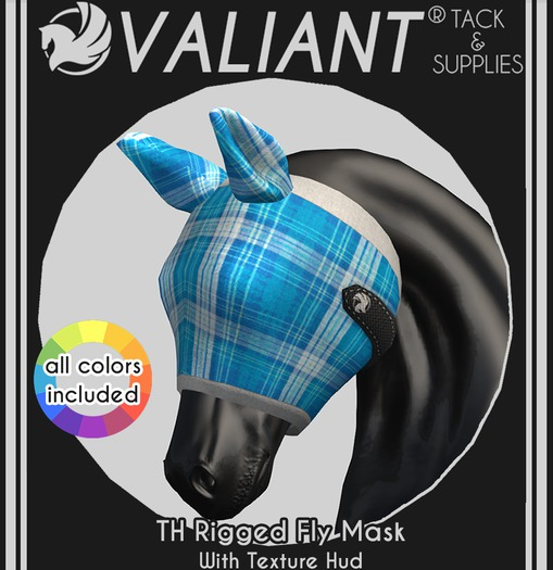 VALIANT® - TH Rigged Fly Mask
