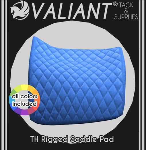 VALIANT® - TH Rigged Saddlepad