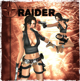 Adventure Gear Tomb Raider (Maitreya Compatible)