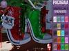 Santa claus sneakers adsl
