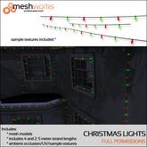 meshworks Christmas Lights (Box)