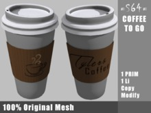 =TA= Coffee Cup To Go (box)