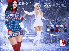 AdoreZ-Ranny Dress  DEMO