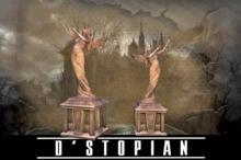 D'STOPIAN // Angel Statues [BOXED]