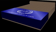Trek Designs - Captain's Quarter's Furniture - Boxed