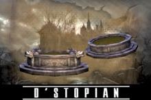 D'STOPIAN // Planters (stone) [BOXED]