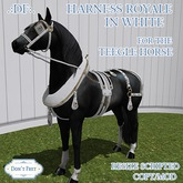 .:DF:. Harness Royale White - Teegle