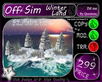** Winter Island Off Sim **
