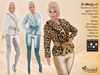 Sweet :: St Moritz v2 Outfit for Maitreya, Physique, Hourglass, Belleza Venus, Isis, Freya @ 8 Tex